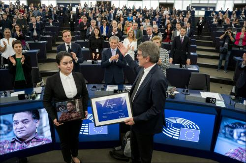Nominations for the Sakharov Prize for Freedom of Thought