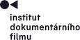 Institut dokumentárního filmu logo/ Institute of Documentary Film logo
