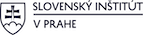 Slovenský institut v Praze logo/Slovak Institute in Prague logo