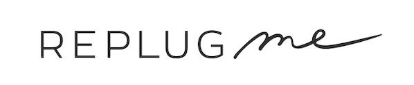 Replug me logo