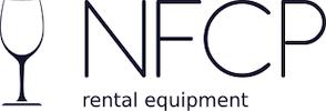 NFCP rental equipment logo
