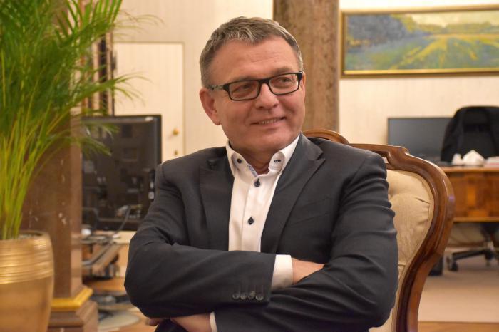 Lubomír Zaorálek, Ministr kultury České republiky/Lubomír Zaorálek, Minister of Culture of the Czech Republic