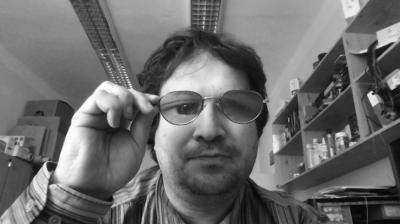 Marek Salaba - Jeden svět pro všechny - nevidomí a slabozrací diváci/Marek Salaba - One World For All -  Audience with Visual Disabilities